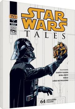 Star Wars - Tales Canvas Print