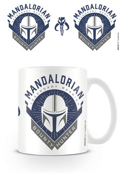Caneca Star Wars: The Mandalorian - Bounty Hunter