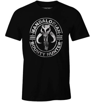 T-shirts Star Wars: The Mandalorian - Bounty Hunter