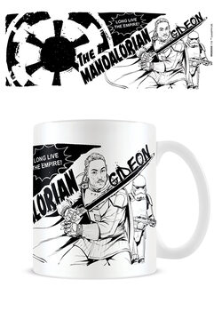 Mug Star Wars: The Mandalorian - Gideon