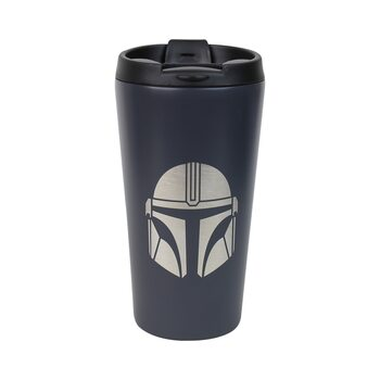 Travel Mug Star Wars: The Mandalorian