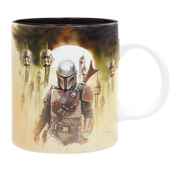 Caneca Star Wars: The Mandalorian - Mando