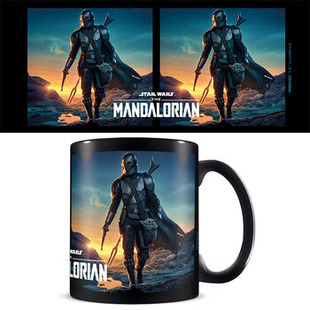 Caneca Star Wars: The Mandalorian - Nightfall