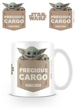 Caneca Star Wars: The Mandalorian - Precious Cargo
