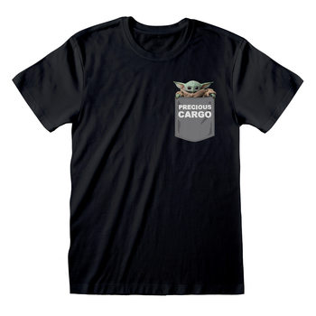 T-shirt Star Wars: The Mandalorian - Precious Cargo Pocket