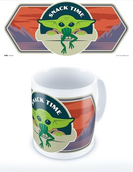 Caneca Star Wars: The Mandalorian - Snack Time