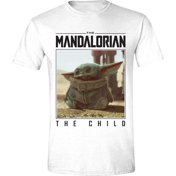 T-shirts Star Wars: The Mandalorian - The Child Photo