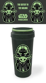 Travel Mug Star Wars: The Mandalorian - The Cutest in the Galaxy