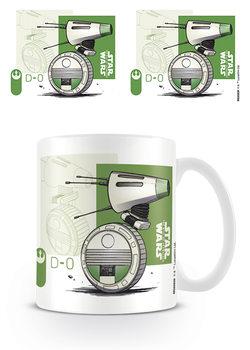 Mug Star Wars: The Rise of Skywalker - D-O