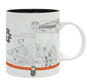 Caneca Star Wars: The Rise Of Skywalker - Spaceships