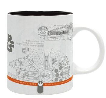 Mug Star Wars: The Rise Of Skywalker - Spaceships