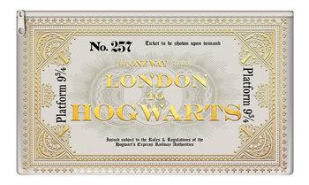 Harry Potter - Hogwarts Express Ticket Stationery