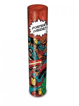 Marvel Retro - Collage travel set Stationery