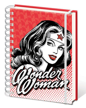 Wonder Woman Stationery