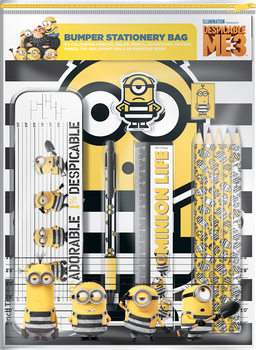 Despicable Me 3 Stationery