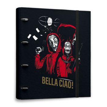 Stationery Money Heist (La Casa De Papel) A4