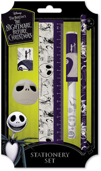 Stationery Nightmare Before Christmas - Spiral Hill