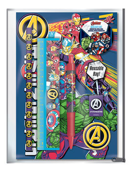 Stationery Marvel - Avengers Burst