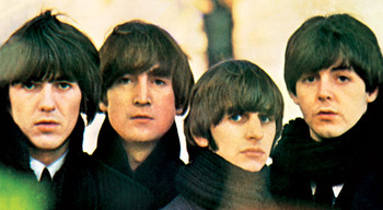 Sticker BEATLES - for sale
