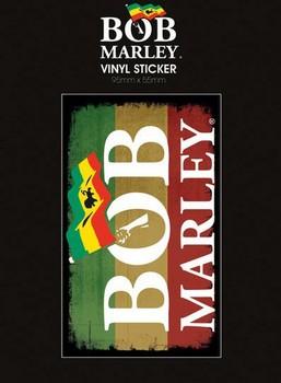 BOB MARLEY – logo Sticker