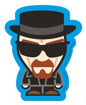 Breaking Bad - Heisenberg suit Sticker