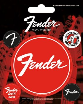 Fender Sticker