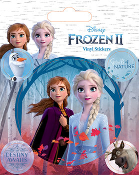 Sticker Frozen 2 - Belive