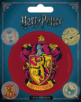 Sticker Harry Potter - Griffindor