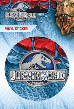 Jurassic World - Logo Sticker