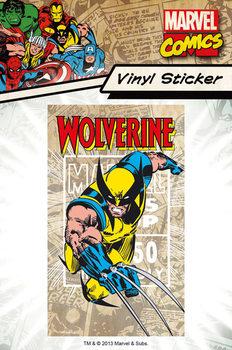 MARVEL - wolverine Sticker