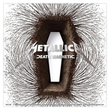 Sticker METALLICA - death magnetic