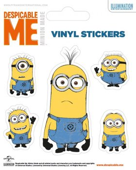 Minions (Despicable Me) - Illustrated Minion Sticker
