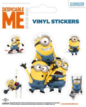 Minions (Despicable Me) - Minions Doing Sticker
