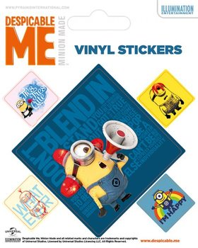 Minions (Despicable Me) - Minions Square Sticker