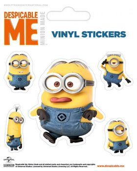Minions (Despicable Me) - Rendered Minion Sticker