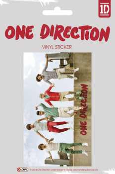 ONE DIRECTION - jumping Sticker