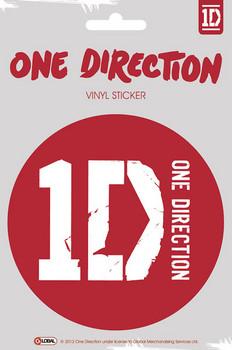ONE DIRECTION - logo Sticker
