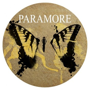 PARAMORE - butterfly Sticker