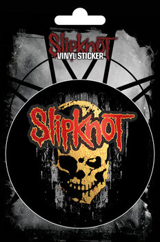 Slipknot - Skull Sticker
