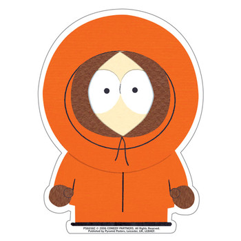 SOUTH PARK - kenny Sticker