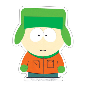 SOUTH PARK - kyle Sticker