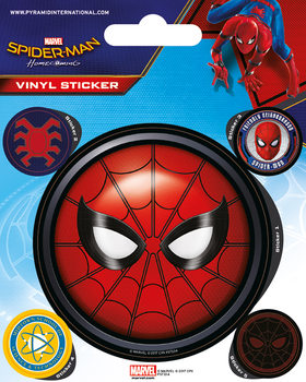 Spider-Man Homecoming Sticker