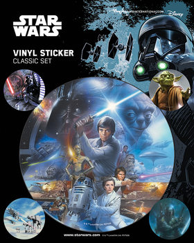 Star Wars - Classic Sticker