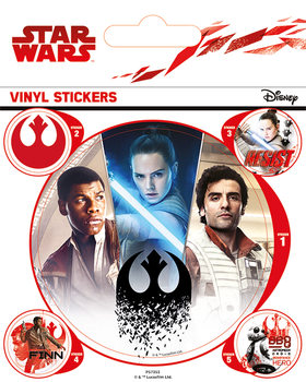 Sticker Star Wars The Last Jedi - Rebels