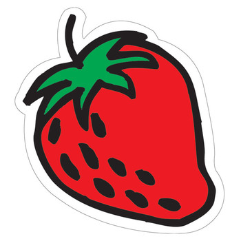 Sticker STRAWBERRY