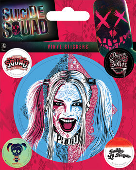 Suicide Squad - Harley Quinn Sticker