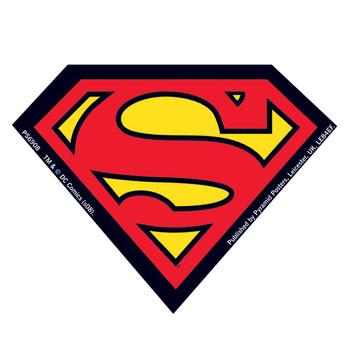 SUPERMAN - logo Sticker