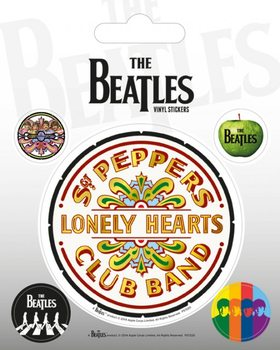 The Beatles - Sgt. Pepper Sticker