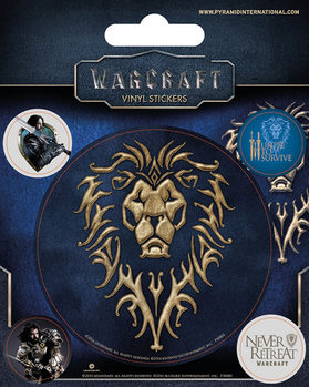 Warcraft - The Alliance Sticker