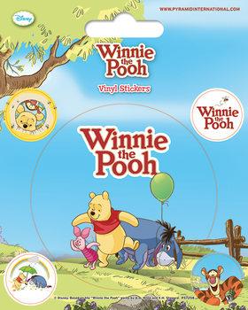 Winnie The Pooh - Balloon Sticker